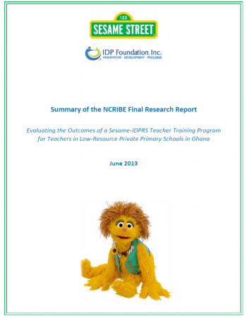 NCRIBE Evaluation Report