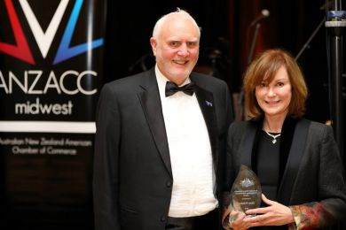 IDPF President & CEO Awarded Australia US Midwest Award