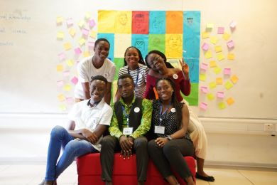 IDPRSP Students Attend Transformational Enrichment Program